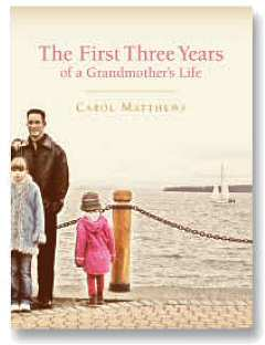 book jacket - the first three years