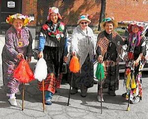The Raging Grannies