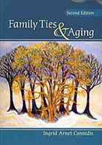 book - family ties and aging