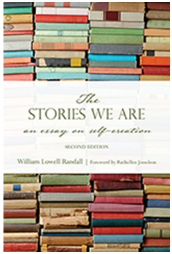 bookcover - the stories we are