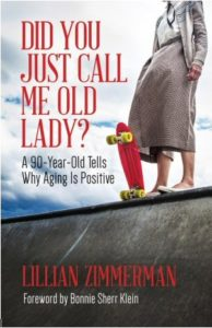 bookcover - did you just call me old lady?